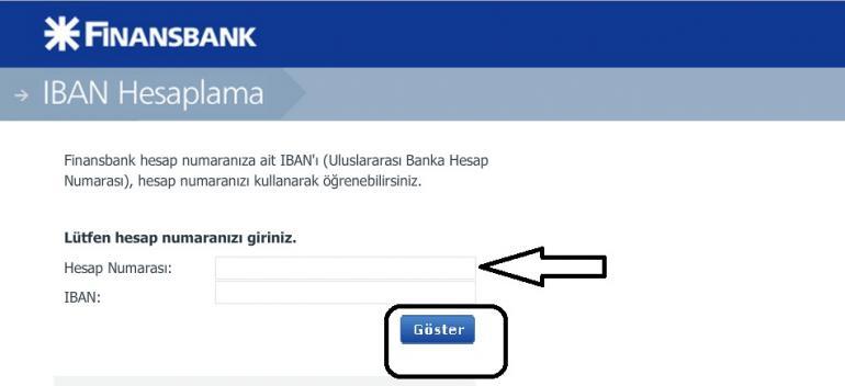 finansbankıbansorgulama